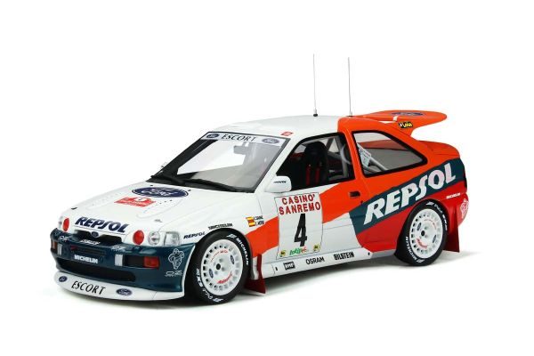 OttO mobile 1/18scale Ford Escort Cosworth Gr.A # 4 (Lepsol) World Limited to 3,000  [No.OTM844]
