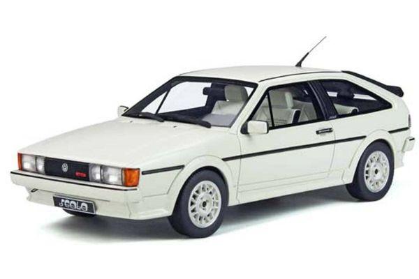 OttO mobile 1/18scale Volkswagen Scirocco Mk.II Scalar (White) World Limited 1,500  [No.OTM845]