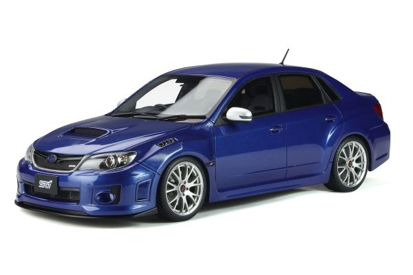 OttO mobile 1/18scale STI S206 (Blue)World Limited 2,000  [No.OTM851]