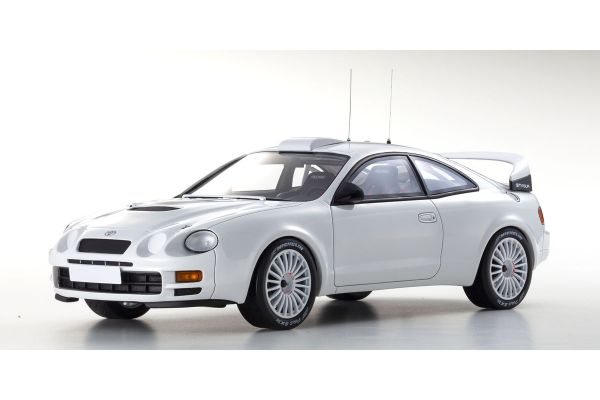 OttO mobile 1/18scale Toyota Celica GT FOUR (ST205) (White) World Limited 300 OttO Mobile Kyosho Exclusive  [No.OTM874]