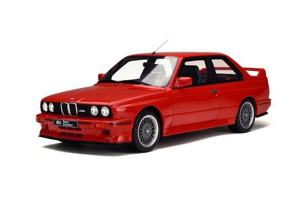 OttO mobile 1/12scale BMW M3 (E30) Sports Evolution Brilliant Red  [No.OTMG033]
