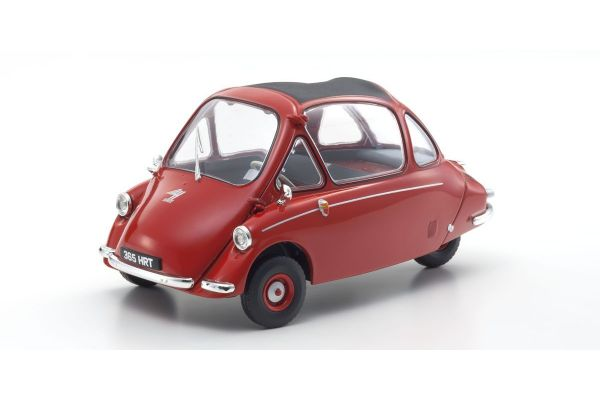 OXFORD 1/18scale Heinkel Kabine Spartan Red (Red)  [No.OX18HE002]