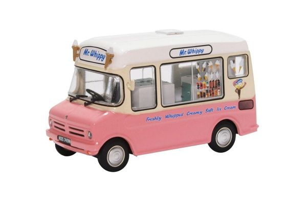 OXFORD 1/43scale Bedford CF Ice Cream Van Mr Whippy  [No.OX43CF001]