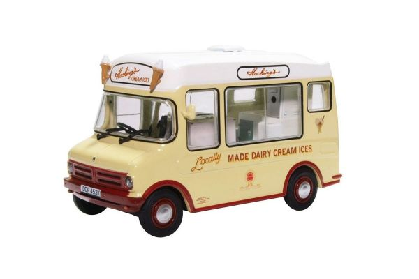 OXFORD 1/43scale Bedford CF Ice Cream Van Morrison Hockings  [No.OX43CF002]