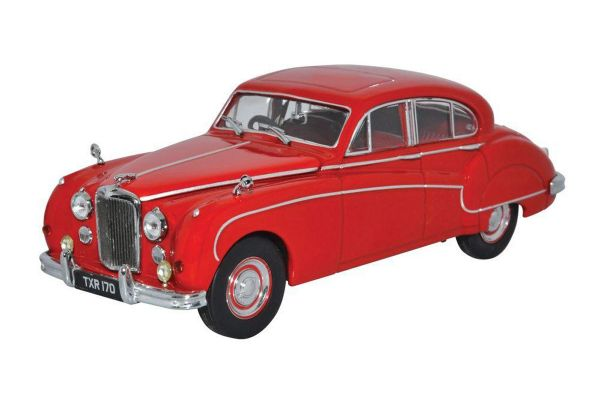 OXFORD 1/43scale Jaguar MKVIII Carmen Red  [No.OX43JAG8004]