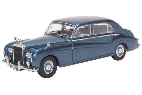 OXFORD 1/43scale Rolls Royce Phantom V James Young Windsor Blue  [No.OX43RRP5003]
