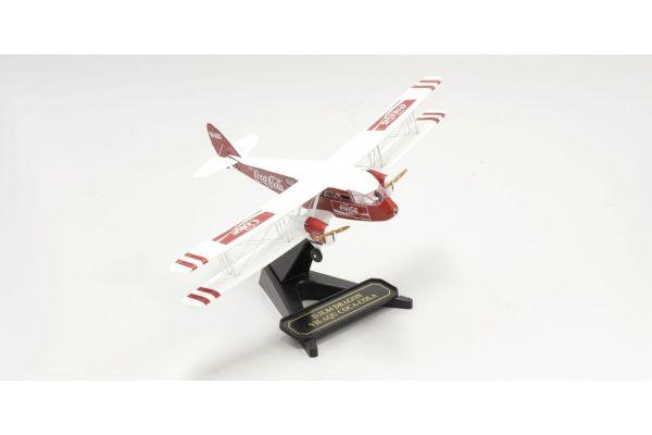 OXFORD 1/72scale DH84 Dragon VH-AQU Coca Cola 1:72 Model Aircraft  [No.OX72DG002CC]