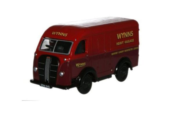 OXFORD 1/76scale Austin 3 Way Van Wynns  [No.OX76AK013]