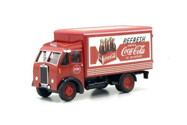 OXFORD 1/76scale Albion Box van Coca-Cola  [No.OX76ALB01CC]
