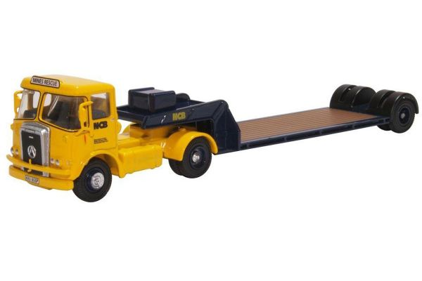 OXFORD 1/76scale Atkinson Borderer Low Loader NCB Mines Rescue  [No.OX76ATK004]