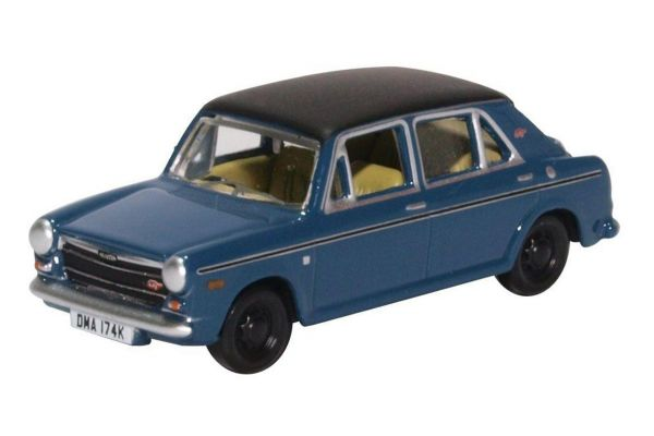 OXFORD 1/76scale Austin 1300 Teal Blue  [No.OX76AUS005]