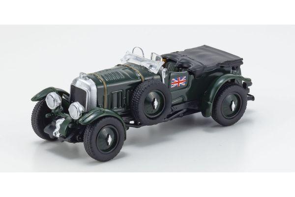OXFORD 1/76scale Bentley Blower British Racing Green  [No.OX76BB003]