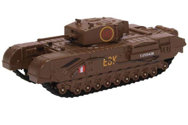 OXFORD 1/76scale Churchill Tank 6th Guards Brigade 1943  [No.OX76CHT004]