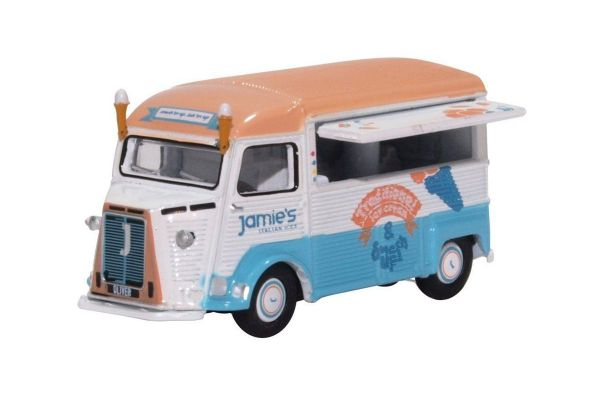 OXFORD 1/76scale Citroen H Catering Van  [No.OX76CIT001]