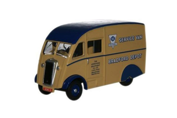 OXFORD 1/76scale Commer Q25 AEC Southall Service Van  [No.OX76CM006]