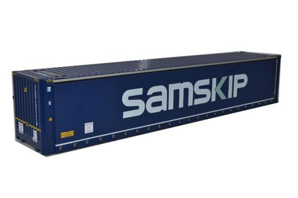 OXFORD 1/76scale 45ft container Samskip  [No.OX76CONT004]