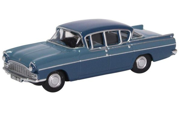 OXFORD 1/76scale Vauxhall Cresta Moonlight Blue And Bermuda Blue  [No.OX76CRE010]