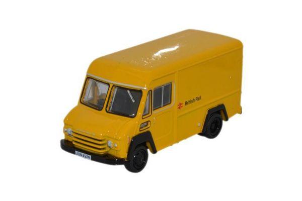 OXFORD 1/76scale Commer Walk Thru British Rail Yellow  [No.OX76CWT002]
