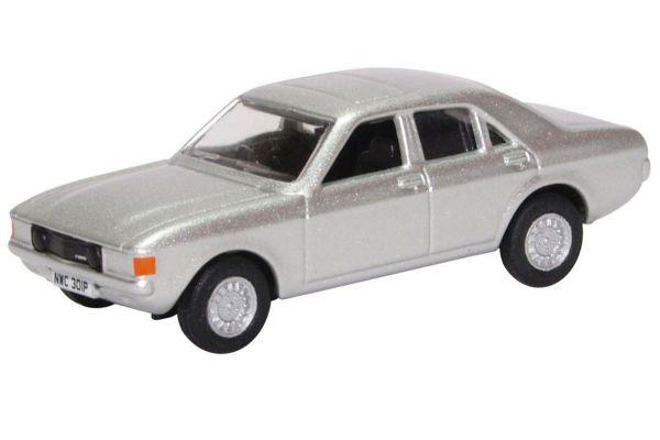 OXFORD 1/76scale Ford Consul Granada Astro Silver  [No.OX76FC005]