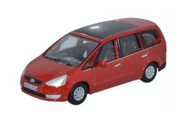 OXFORD 1/76scale Ford Galaxy Tango Red  [No.OX76FG003]