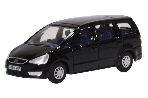 OXFORD 1/76scale Ford Galaxy Black  [No.OX76FG004]