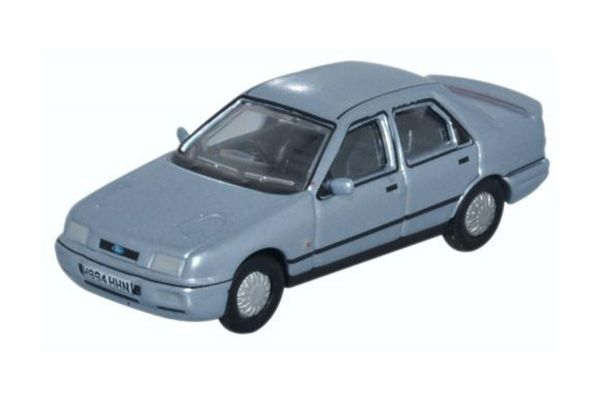 OXFORD 1/76scale Ford Sierra Sapphire Moonstone Blue  [No.OX76FS004]