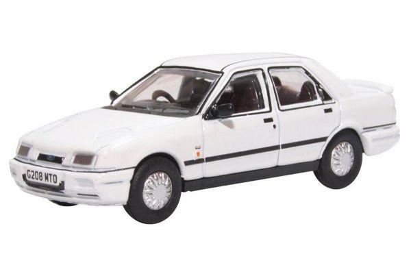 OXFORD 1/76scale Ford Sierra Sapphire Diamond White  [No.OX76FS005]