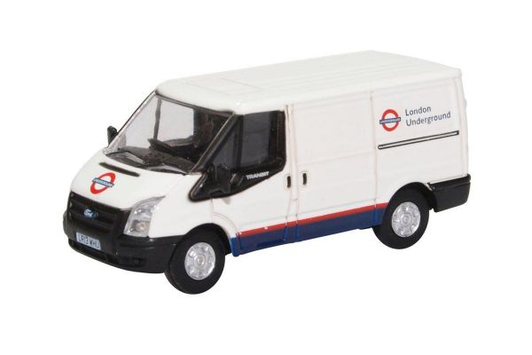 OXFORD 1/76scale Ford Transit Mk5 SWB Low Roof London Underground  [No.OX76FT031]