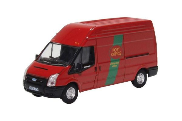 OXFORD 1/76scale Ford Transit MK5 Post Office  [No.OX76FT032]