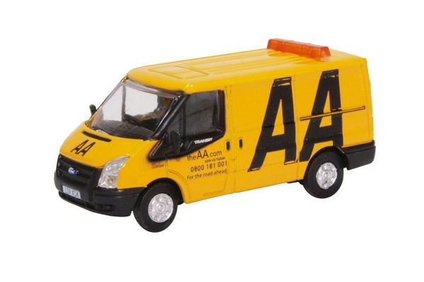 OXFORD 1/76scale Ford Transit MK5 AA  [No.OX76FT033]