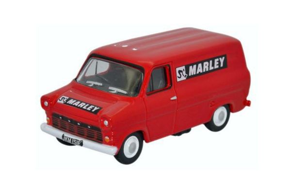 OXFORD 1/76scale Ford Transit Mk 1 Marley Red  [No.OX76FT1006]