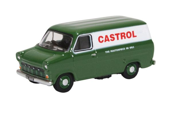 OXFORD 1/76scale Ford Transit MK1 Castrol  [No.OX76FT1008]