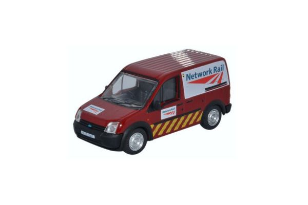 OXFORD 1/76scale Ford Transit Connect Network Rail Jarvis  [No.OX76FTC009]