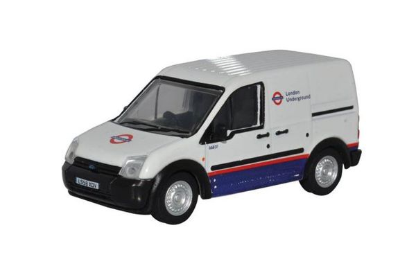 OXFORD 1/76scale Ford Transit Connect London Underground  [No.OX76FTC011]