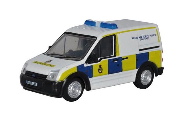OXFORD 1/76scale Ford Transit Connect RAF  [No.OX76FTC012]