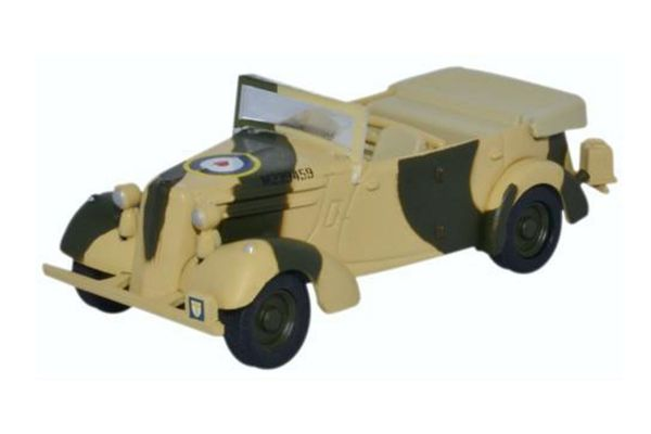 OXFORD 1/76scale Humber Snipe Tourer Old Faithful General Montgomery Italy 1942  [No.OX76HST001]
