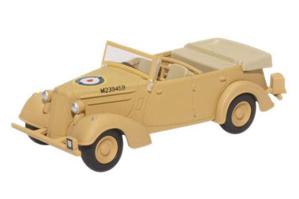 OXFORD 1/76scale Humber Snipe Tourer Old Faithful - Tripoli 1943  [No.OX76HST003]