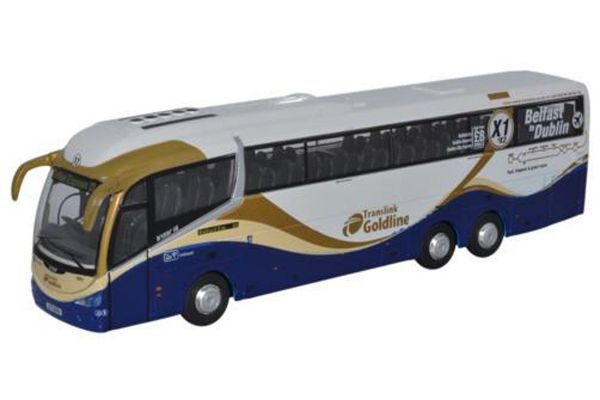 OXFORD 1/76scale Irizar i6 Translink Goldline  [No.OX76IR6001]