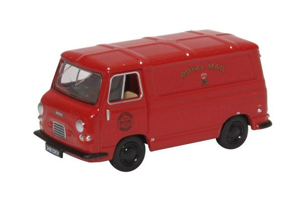 OXFORD 1/76scale Morris J4 Van Royal Mail  [No.OX76J4001]