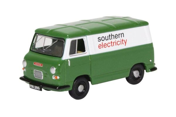 OXFORD 1/76scale Austin J4 Van Southern Electricity  [No.OX76J4003]