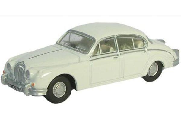 OXFORD 1/76scale Jaguar MKII Old English White  [No.OX76JAG2002]