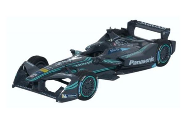 OXFORD 1/76scale Jaguar Formula E  [No.OX76JFE001]