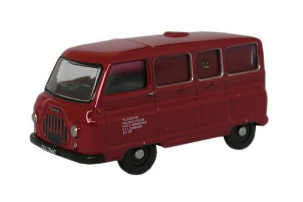 OXFORD 1/76scale Morris J2 Van Post Office Engineering  [No.OX76JM017]