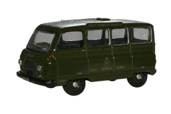 OXFORD 1/76scale Morris J2 Minibus Civil Defence   [No.OX76JM021]