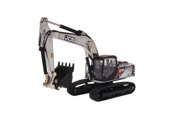 OXFORD 1/76scale JCB JS220 Tracked Excavator Millionth Machine  [No.OX76JS002]