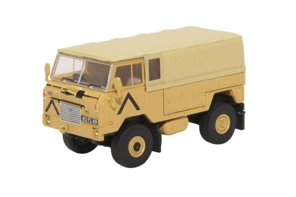 OXFORD 1/76scale Land Rover FC GS  [No.OX76LRFCG03]