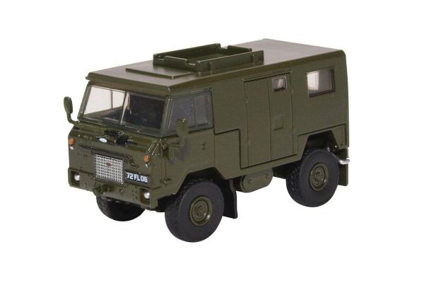 OXFORD 1/76scale Land Rover FC Signals Nato Green  [No.OX76LRFCS02]