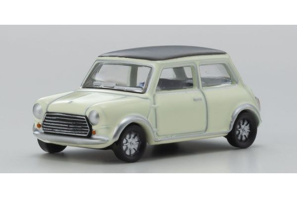 OXFORD 1/76scale Mini Cooper S MkII Snowberry White/black  [No.OX76MCS004]