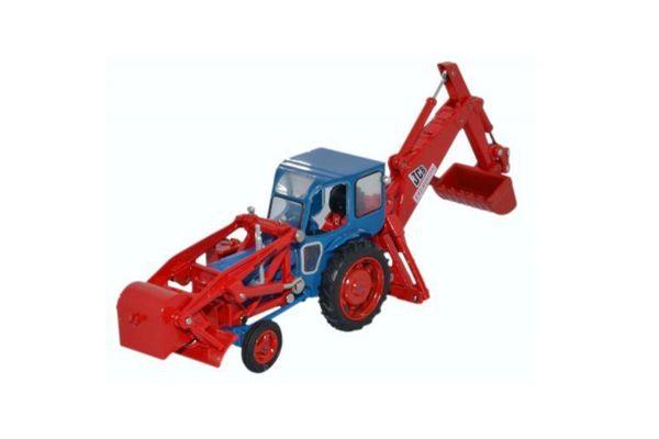 OXFORD 1/76scale JCB Major Loader MK1 Excavator  [No.OX76ML1001]