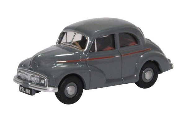 OXFORD 1/76scale Morris Minor MM Saloon Clarendon Grey  [No.OX76MMS006]